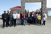 Yüz kilometr yaxınlıqdakı əsrarəngiz gözəllik - REPORTAJ