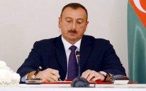 Prezident Milli Məclisə layihə göndərdi - Antiböhran tədbirləri