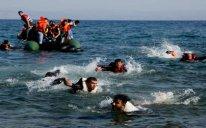 Miqrantları daşıyan gəmi batdı: 180-ə yaxın insan itkin düşüb