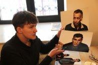 Ukraynanın Milli Qəhrəmanı Nadiya Savçenko kəlbəcərli girovların müdafiəsinə qoşulur