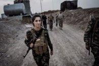 İŞİD-i qəzəbləndirən iranlı gözəl - Başına 1 milyon dollar