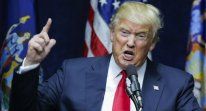 Tramp: CNN, NBC, The New York Times xalqın düşmənidirlər