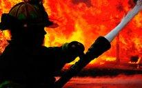 Zaqatalada 80 yaşlı kişi yanaraq öldü