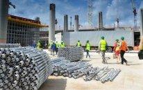 Yanvar –fevralda inşaat sektorunda çalışanların sayı 5,4 faiz artıb