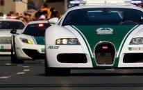 Dubayın polis maşınları rekordlar kitabına düşdü - Foto