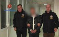 Ermənistana zenit-raket keçirməyə çalışan erməni saxlanılıb