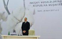 İlham Əliyevin iştirakı ilə Saatlıda müşavirə keçirilir - FOTO (YENİLƏNDİ)