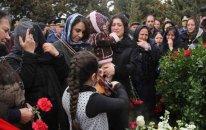Şəhid qızının bu hərəkəti ÜRƏK PARÇALADI - FOTO