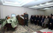 Ramiz Zöhrabov dəfn olundu - FOTO