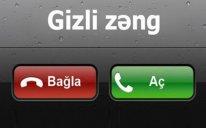 Telefonunuza zəng vuran gizli nömrəni açmaq – ÜSULU