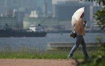 Yaponiyada dəhşətli istilər - 50 nəfəri gün vurdu