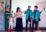 Əməkdar artist Aybəniz Haşımova 28 May Günü ilə bağlı Kiprdə konsert verəcək