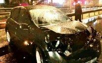 Avtomobillər toqquşdu - Bələdiyyə sədri yaralandı