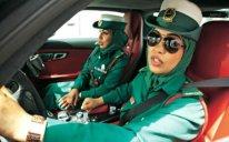 Dubay polisinin avtomobilləri rekord qırdı - FOTO