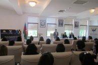 Quba rayonunda gənclərə təlimçilik bacarıqları öyrədilir
