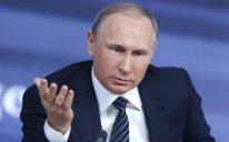 Putin Rusiya əhalisinin suallarını cavablandırmağa başlayıb - CANLI YAYIM