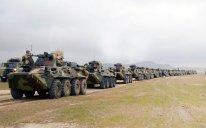 Ordumuz genişmiqyaslı təlimlərə başlayır