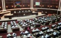 Milli Məclisin gündəliyi açıqlandı