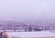 Rusiyaya qar yağıb