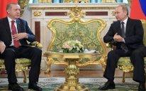 Hamburqda Putin Ərdoğanla görüşdü