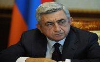 Ermənistan prezidenti Rusiyanın Azərbaycan silah satmasından narahatdır