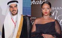Rihanna ərəb milyarderlə nişanlandı