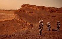 Alimlərin yeni kəşfi — Marsda gecələr qar yağır