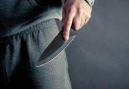 Bakıda qadın ağzından, kişi isə qulağından bıçaqlandı
