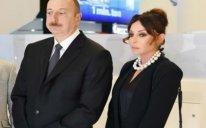 Prezident və xanımı 20 nömrəli məktəb-liseyin yeni binasının açılışında - Fotolar + Yenilənib