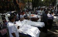 Meksikada zəlzələ: Ölənlərin sayı 273 nəfərə çatdı