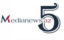 Medianews.az saytı 5 yaşında