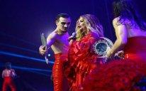 Aygün Kazımovanın konsertində baş verənlər - FOTOSESSİYA
