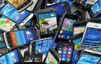 Mobil telefonların idxalı 2 dəfədən çox artıb