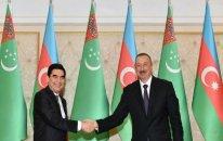 Türkmənistan prezidenti İlham Əliyevi təbrik edib
