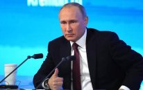 """Putin: """"Rusiya Ukrayna ilə dialoqu bərpa etməyə hazırdır"""""""