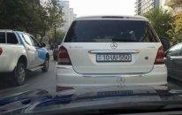 Üzərində Ermənistan bayrağı olduğu deyilən avtomobilin sahibi danışdı