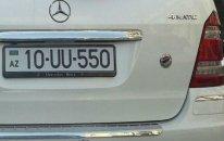 DYP rəsmisi Ermənistan bayrağı olan avtomobildən danışdı