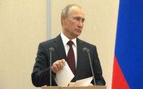 Putin və Ərdoğan görüşündə tərcümə problemi - VİDEO