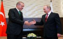 """Ərdoğan: """"Putin Qarabağ münaqişəsinin həllinə ümid etmir"""""""