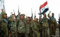 Əsəd ordusu İŞİD-in nəzarətindəki son bölgəyə girdi