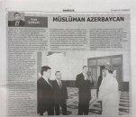 Azərbaycan İslam ölkələri mediasının diqqətində-FOTOLAR