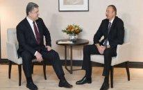 Azərbaycan və Ukrayna prezidentləri görüşəcək