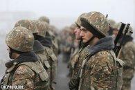 Ermənistanda zabitlər də xidmətdən boyun qaçırırlar