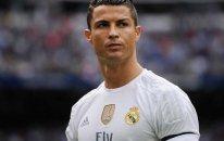 Ronaldo yeni rekorda imza atdı