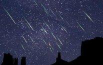 Bu gecə Yer kürəsinə meteorit yağacaq
