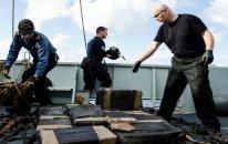 9 tondan çox kokain aşkar edildi - Latın Amerikası sahillərində