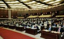 Milli Məclis 25 qanuna dəyişiklik layihəsini təsdiqlədi