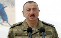 Ali Baş Komandan - Onun hər bir kəlməsinin, hər bir addımının arxasında Vətən dayanır...