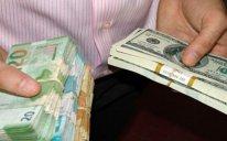 2017-ci ildə manat dollara qarşı 4 faiz möhkəmlənib