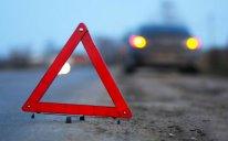 Bakıda motosiklet avtobusa çırpıldı: Ölən və yaralanan var – FOTO